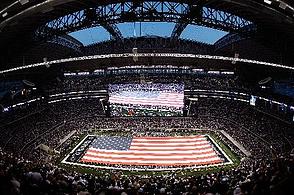 Dallas Cowbows Stadium