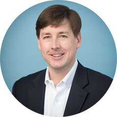 Cameron Lord, CFO of RF Code